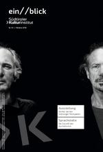 """5f985a35b329ca Südtiroler Kulturinstitut  Institutszeitschrift """"ein   blick"""""""